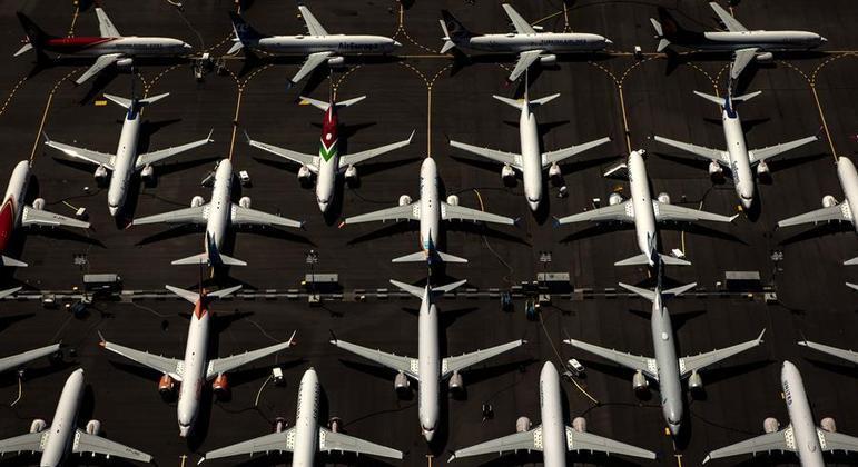 Acidentes com o 737 MAX mataram 346 passageiros