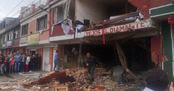 Colômbia: Explosão em bairro de Bogotá deixa pelo menos 3 mortos