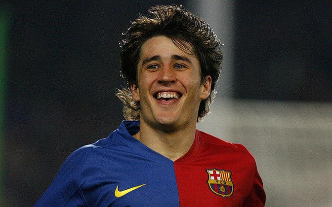 Bojan: Esperança de gols na base do Barcelona, o jogador nunca repetiu as boas atuações que teve em La Masia. Teve boa fase no Stoke City, da Inglaterra, e hoje defende o Montreal Impact, do Canadá, que disputa a MLS