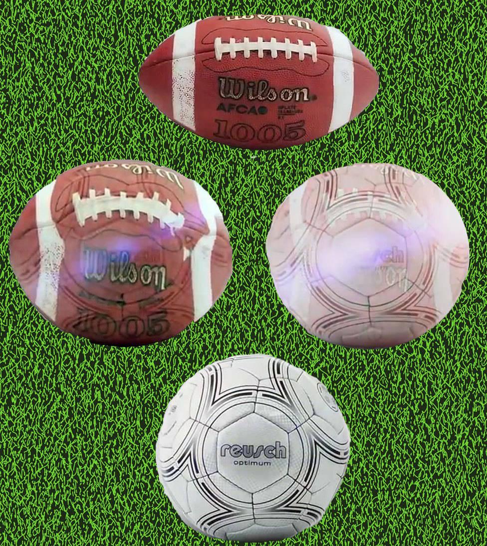 Na topologia, uma bola de futebol e uma bola de rúgbi são equivalentes, porque uma pode ser moldada para se transformar na outra