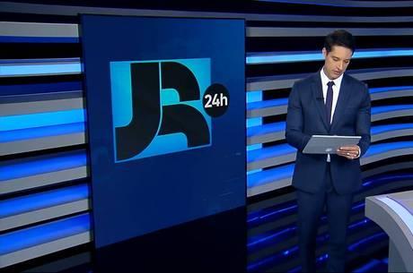 Boletim 'JR 24h' foi ao ar das 17h50 às 17h57