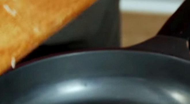 Bolinho de Bacalhau Simples