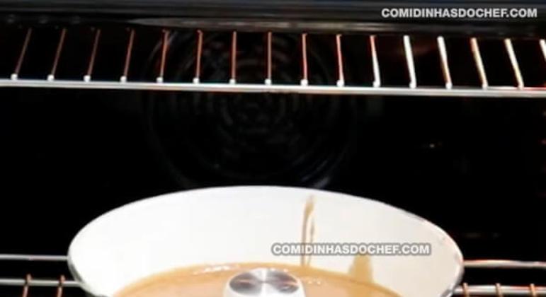 Bolo de Chocolate SEM Liquidificador