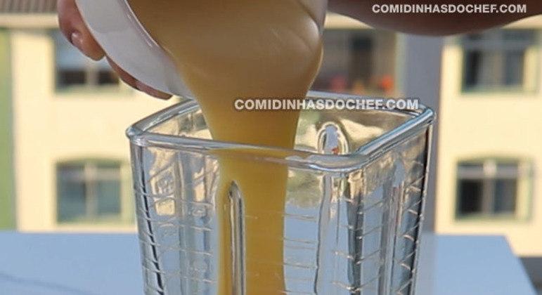 Bolo de Milho para Tomar Café