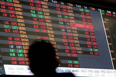 Otimismo global refletiu também na bolsa brasileira