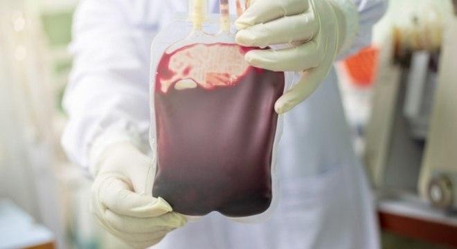 Banco de sangue de SP tem menos da metade do estoque necessário