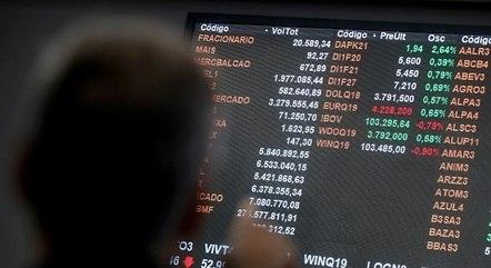 Volume financeiro da sessão somou R$ 30 bilhões