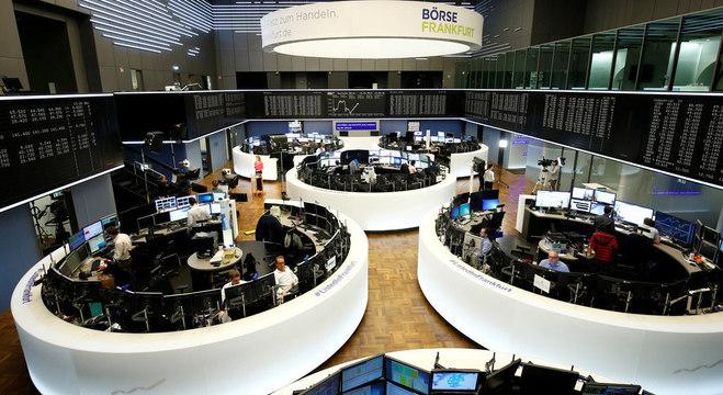 Bolsas europeias registram 6º ganho animadas com negociação comercial
