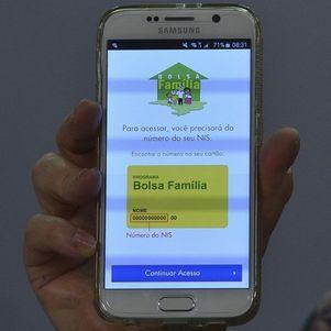 Maioria das famílias do programa vai receber R$ 375