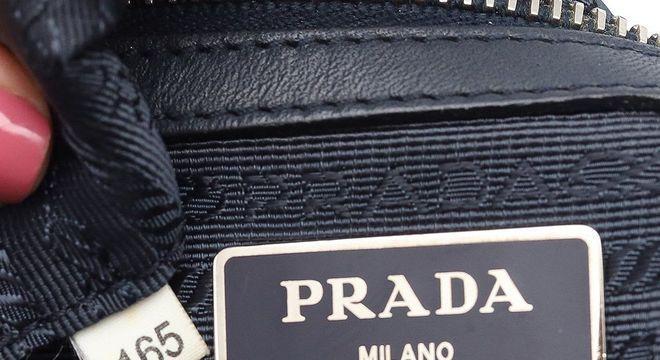 Bolsa original - Logo da marca