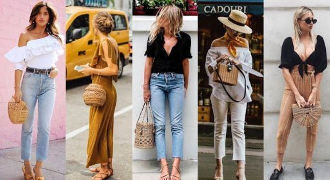 Bolsas de Praia- A melhor opção de modelos e look para o Verão