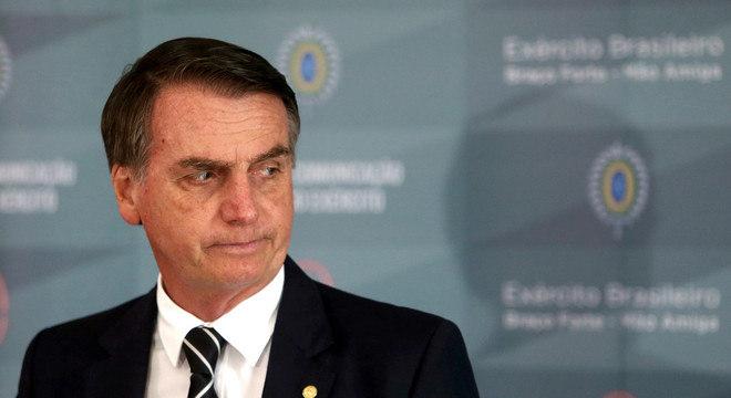 Bolsonaro toma posse nesta terça-feira (1º)