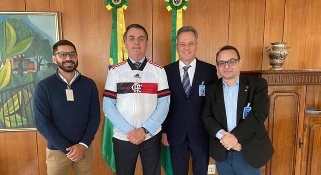 Medida Provisória 948 foi fundamental para o Flamengo. Ferj se omitiu