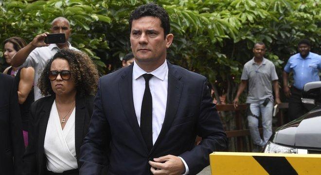 Sérgio Moro aceitou nesta quinta convite para ser ministro da Justiça de Bolsonaro