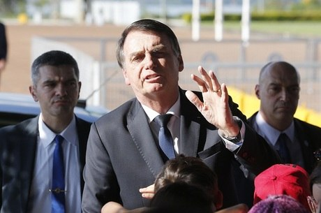 Bolsonaro reforçou atuação para conter manchas