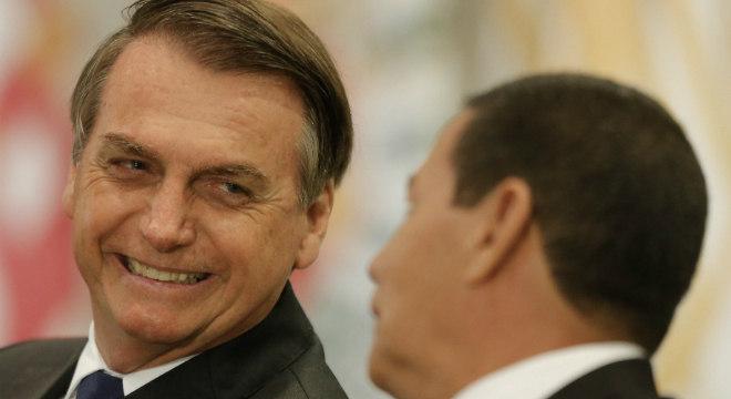 Presidente Jair Bolsonaro declara que viajará aos EUA, após crítica do prefeito de NY