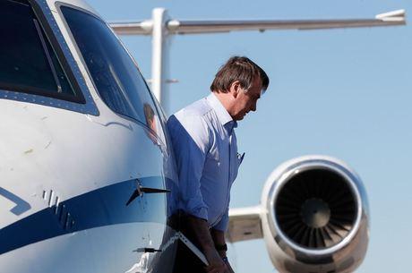 Bolsonaro vai desembarcar em Belém após as 15h