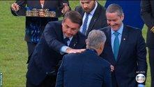 Jornal espanhol crava. Bolsonaro quer Renato no lugar de Tite