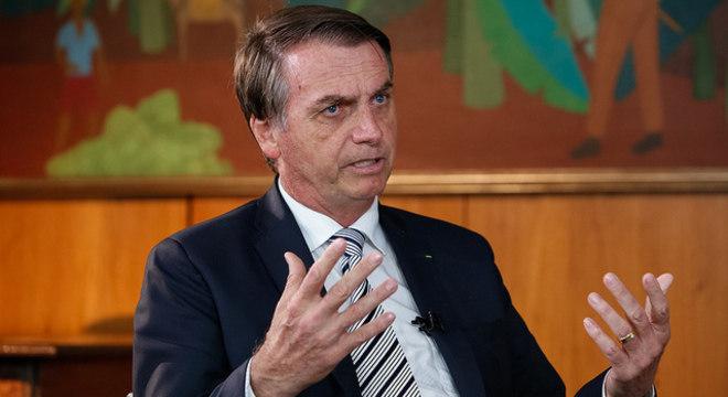 Presidente Jair Bolsonaro prometeu acabar com indultos