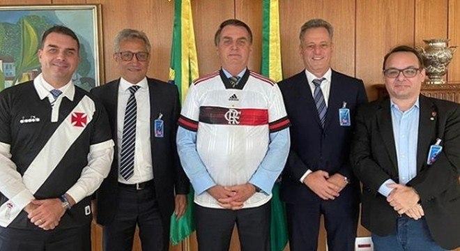 Bolsonaro não queria que a 'democratização' fosse limitada ao Carioca