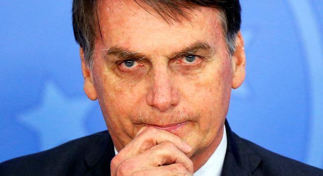 """Bolsonaro: """"O governador não tem como proporcionar segurança para todo mundo 24h"""""""