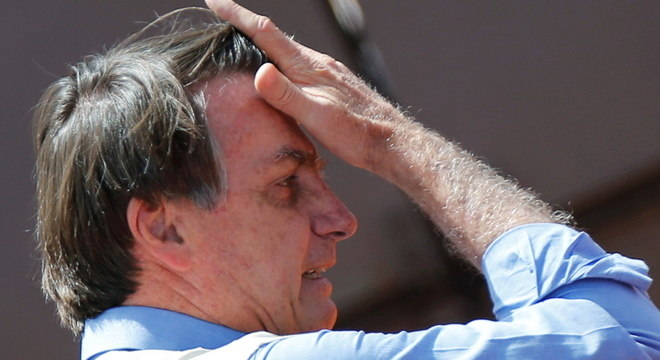 Bolsonaro acredita que coronavírus 'já está indo embora'