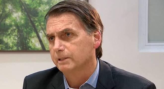 Presidente Jair Bolsonaro disse que governo vai fazer a Lava Jato da Educação