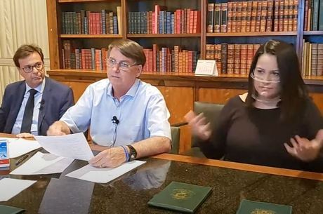 """Bolsonaro cobrou """"patriotismo"""" ao criticar o mercado"""