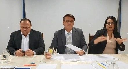 Bolsonaro lembra que proposta é promessa de campanha