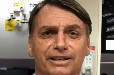 Bolsonaro está internado no Hospital Albert Einstein
