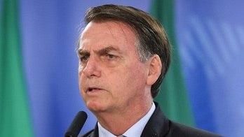 __Bolsonaro muda rota após prisão de militar da FAB com cocaína__ (Marcos Corrêa/PR - 21.06.2019)