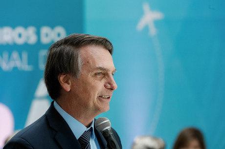 Bolsonaro deve encontrar o ex-presidente George Bush