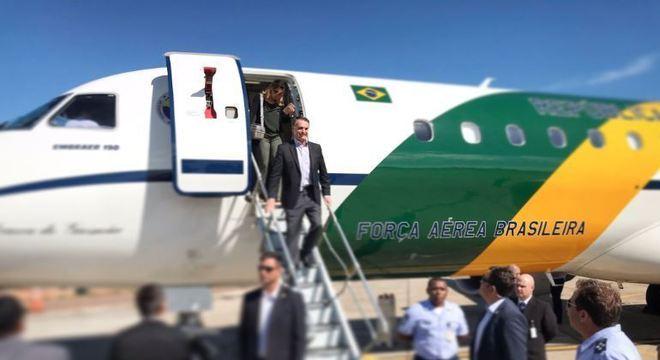 Bolsonaro viaja aos EUA para se encontrar com Trump e empresários