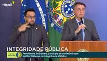 Vimos que era preciso buscar apoio no Congresso, diz Bolsonaro