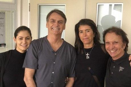 Bolsonaro deve sair de hospital no fim de semana, dizem aliados - Notícias - R7 Eleições 2018