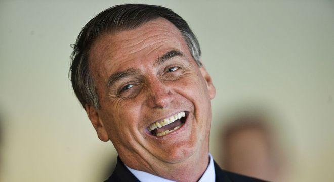 A pesquisa também avaliou a popularidade do presidente Jair Bolsonaro