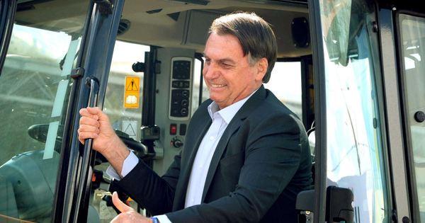 Bolsonaro afirma que não quer atrapalhar quem produz