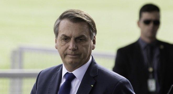 O presidente Jair Bolsonaro que deverá anuncias medidas para a economia