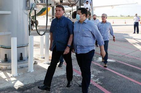 Bolsonaro prometeu a isenção em visita ao Amapá