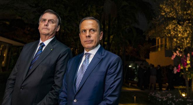 Bolsonaro: 'Não adianta governadorzinho ficar criticando'