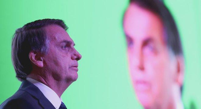 Citação ao nome do presidente pode levar caso ao STF, já que ele tem foro privilegiado Bolsonaro acusa Witzel de tentar incriminá-lo