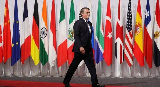 'Histórico!', escreveu Bolsonaro no Twitter após o anúncio do acordo entre Mercosul e União Europeia