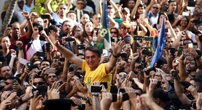Candidato foi transferido para São Paulo
