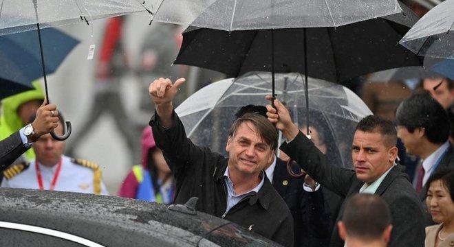 Presidente do Brasil não está no G20 para ser 'advertido', diz Bolsonaro