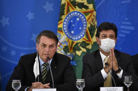 "Mandetta disse que Brasil precisa ser ""criativo"""