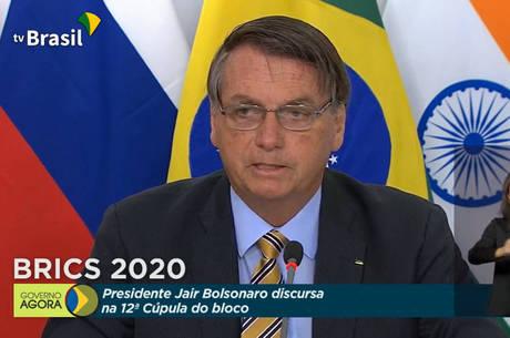 Bolsonaro defende reforma também na OMS