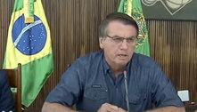 Bolsonaro comemora menos multa no campo e quer que índio produza