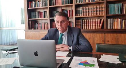 Bolsonaro diz que Guedes exagerou em reforma