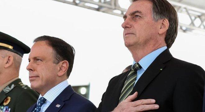 'PSDB mantém posição crítica ao que Bolsonaro fizer de errado', diz Doria