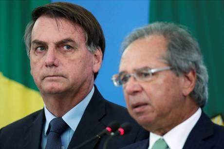 Guedes: Não faltei com a confiança de Bolsonaro